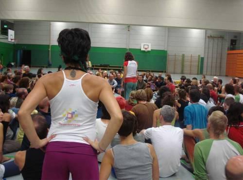 Amalgama es invitada al Festival Internacional de Contact Improvisation Freiburg Alemania 2009