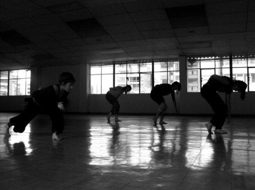 Clases de danza permanentes que se dieron el el ISPADE en el periodo del 2009/2012