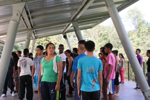 Seminario dictado en Río Negro Colombia 2012