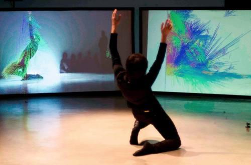 Laboratorio Danza y Tecnología  Con José Toral