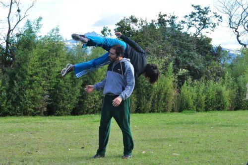 Encuentro Jam con Ekilbre Dance Company USA 2013