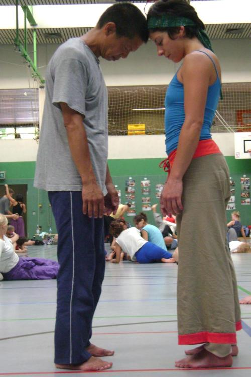 Festival Internacional de Contact Improvisation Freiburg Alemania 2009
