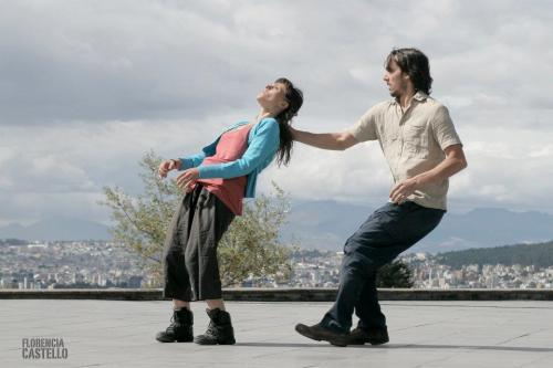 Festival Quito Concreto  Invitados, Iunia Bricca y Roberto Costa 2012