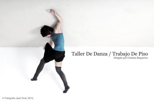 Clase de danza contemporánea Enero 2016